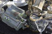 Kan oude geëtst glas geld waard?