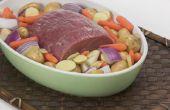 """Wat rundvlees snijdt kan worden vervangen voor een rundvlees """"briskets"""" aangeduide?"""