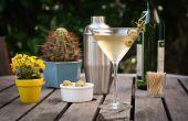 Hoe maak je een Martini zonder vermout
