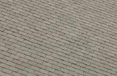 Platte-dak ontwerpen voor huizen