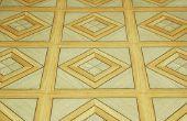 Hoe het tapijt Linoleum wijzigen