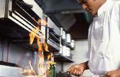 Het gemiddelde salaris van een chef-kok van de Professional