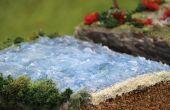Hoe maak je een 3D-Model van een bioom Taiga