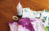 How to: Tie Dye patronen