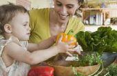 Kinderen feiten over hoe om gezond te blijven