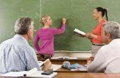 Kenmerken van een goed beheerde klaslokaal
