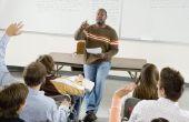 Ethische dilemma's te vormen voor studenten