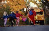 Hoe een kind klaar voor om terug te gaan naar School