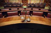 Wat doet het betekent wanneer een advocaat bestanden sancties?