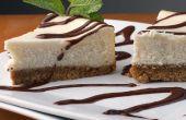 Pepermunt Extract toevoegen aan gesmolten chocolade