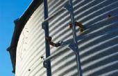 How to Build een stalen Ladder