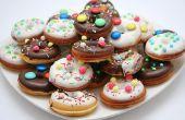 Hoe maak je Donuts uit meel