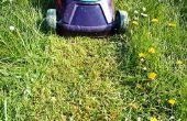 Hoe te repareren van een grasmaaier met de verkeerde brandstof toegevoegd
