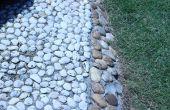 Hoe maak je een tuin pad voor reflexologie