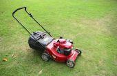 Waarom doet mijn grasmaaier motor kraam wanneer het wordt warm?