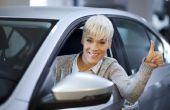 Kredietscore nodig om een auto leasen