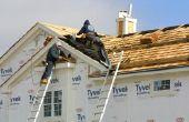 Hoe te behandelen van dakspanen van de ceder met bleken olie