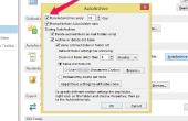 Het verplaatsen van mijn berichten in Outlook meer dan 30 dagen