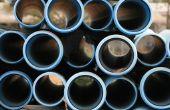 Hoe bewaart u PVC pijp