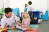 Het gebruik van overgangen voor het beheren van ADHD