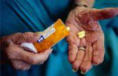 Hoe te om te bepalen als verlopen medicatie goed