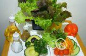 Voedsel laag in natrium & koolhydraten