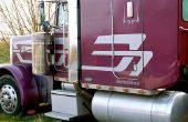 Leuke feitjes over Semi vrachtwagens