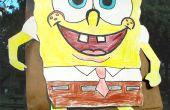 Hoe maak je een Pinata van SpongeBob SquarePants