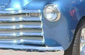 Hoe te identificeren van het voertuig identificatie nummer in een Chevy 1950