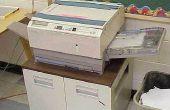 Wie de uitvinder van de fotokopie Machine?