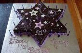 Hoe maak je een ster-vormig Cake