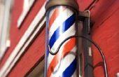 Hoe te te verfraaien een Barbershop