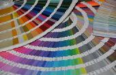 Het vertalen van RGB naar Pantone