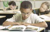 Elementaire activiteiten om te leren van de thema's in de literatuur