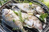 Welke vitaminen zijn in vis?