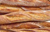 Hoe verschilt het broodmeel van reguliere meel of bloem van de Cake?