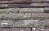 Soorten oude asbest dakpannen