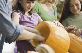 Dierlijke ideeen voor een Pumpkin Carving