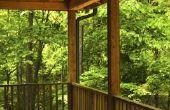 Goedkope alternatieven voor dek balustrades