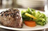 Hoe gezond te eten in Longhorn Steakhouse
