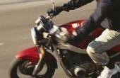 Hoe te rijden een motorfiets voor de eerste keer