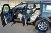 Hoe kan ik verwijderen auto voorstoelen?