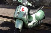 Hoe kan mijn Honda Elite Scooter gaan sneller