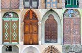 Instructies voor een deurplaat Macrame