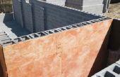 Het beste Water afdichting voor betonblokken