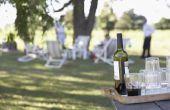Warmte ruïneren een rode wijn?