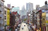 Factoren die van stedelijke ontwikkeling