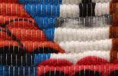 How to Build uw eigen vloer weven Loom