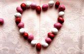 Aftelkalender voor Valentijnsdag activiteiten voor Junior hoge jeugdgroepen