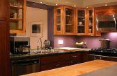 Hoe om een keuken te remodelleren
